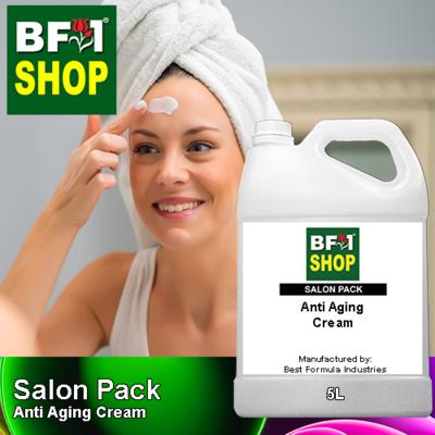 Salon Pack - Anti Aging Cream - 5L