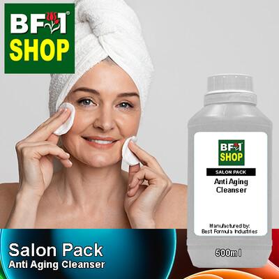 Salon Pack - Anti Aging Cleanser - 500ml