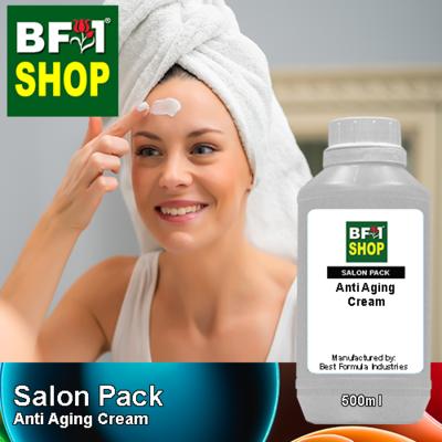 Salon Pack - Anti Aging Cream - 500ml