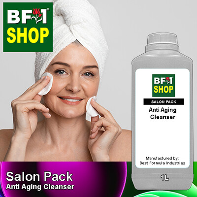 Salon Pack - Anti Aging Cleanser - 1L