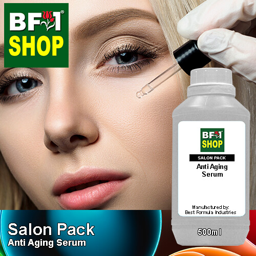 Salon Pack - Anti Aging Serum - 500ml