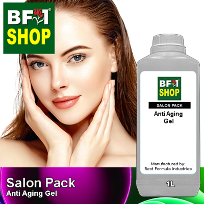 Salon Pack - Anti Aging Gel - 1L