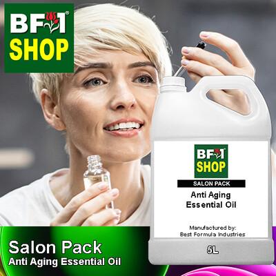 Salon Pack - Anti Aging Essential Oil - 5L