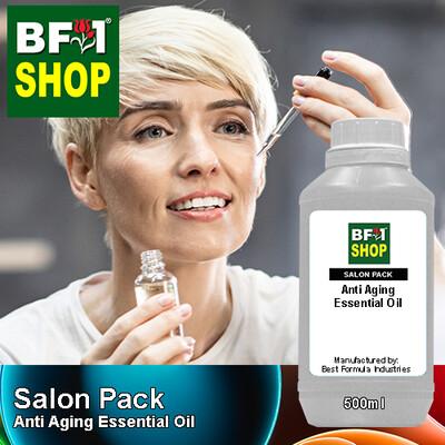 Salon Pack - Anti Aging Essential Oil - 500ml