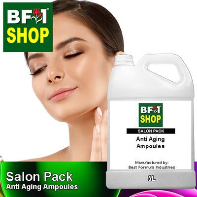 Salon Pack - Anti Aging Ampoules - 5L