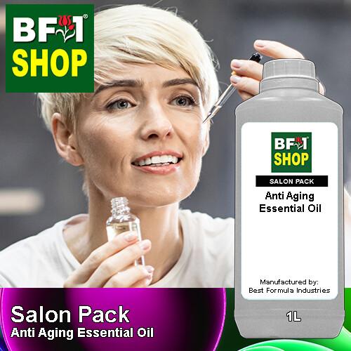 Salon Pack - Anti Aging Essential Oil - 1L