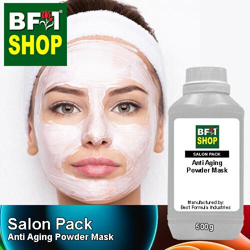 Salon Pack - Anti Aging Powder Mask - 500g