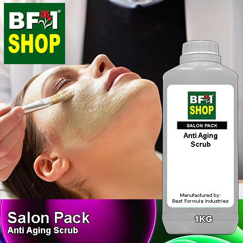 Salon Pack - Anti Aging Scrub - 1KG