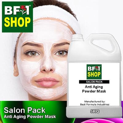 Salon Pack - Anti Aging Powder Mask - 5KG