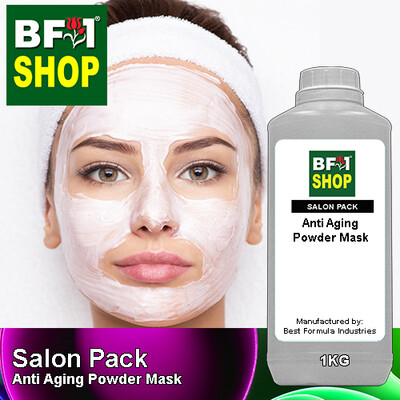 Salon Pack - Anti Aging Powder Mask - 1KG