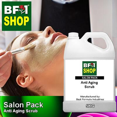 Salon Pack - Anti Aging Scrub - 5KG