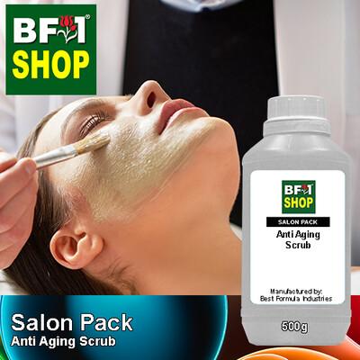 Salon Pack - Anti Aging Scrub - 500g