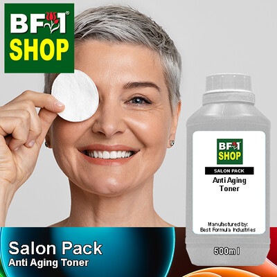 Salon Pack - Anti Aging Toner - 500ml