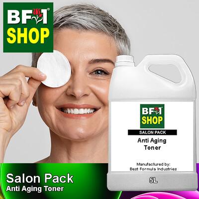 Salon Pack - Anti Aging Toner - 5L