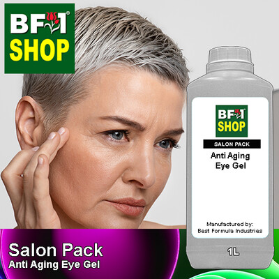 Salon Pack - Anti Aging Eye Gel - 1L