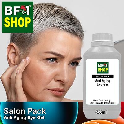 Salon Pack - Anti Aging Eye Gel - 500g