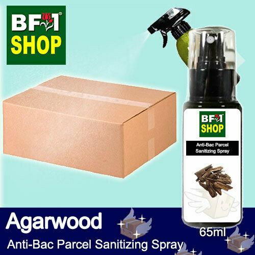 Anti-Bac Parcel Sanitizing Spray (ABPS) - Agarwood - 65ml
