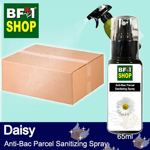 Anti-Bac Parcel Sanitizing Spray (ABPS) - Daisy - 65ml
