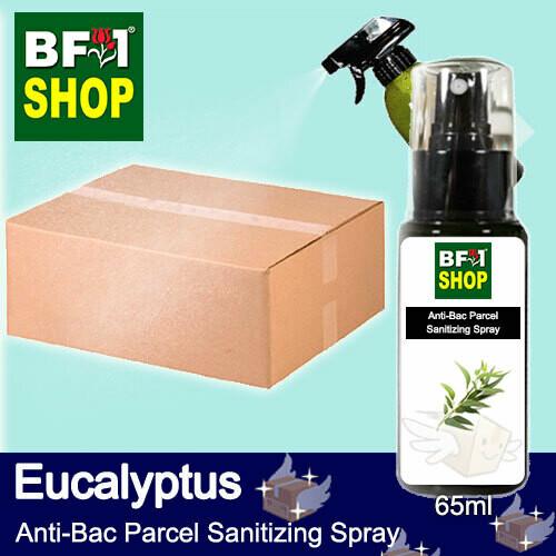 Anti-Bac Parcel Sanitizing Spray (ABPS) - Eucalyptus - 65ml