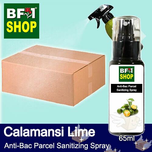 Anti-Bac Parcel Sanitizing Spray (ABPS) - lime - Calamansi Lime - 65ml