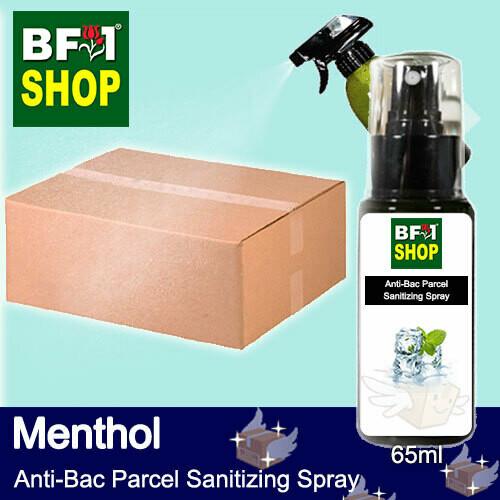 Anti-Bac Parcel Sanitizing Spray (ABPS) - Menthol - 65ml