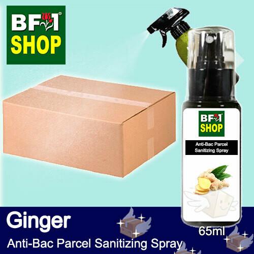 Anti-Bac Parcel Sanitizing Spray (ABPS) - Ginger - 65ml