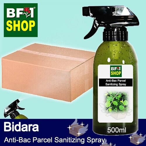 Anti-Bac Parcel Sanitizing Spray (ABPS) - Bidara - 500ml