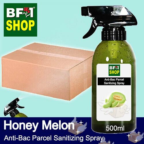 Anti-Bac Parcel Sanitizing Spray (ABPS) - Honey Melon - 500ml