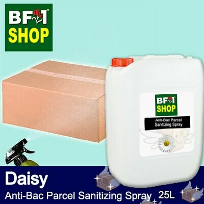 Anti-Bac Parcel Sanitizing Spray (ABPS) - Daisy - 25L