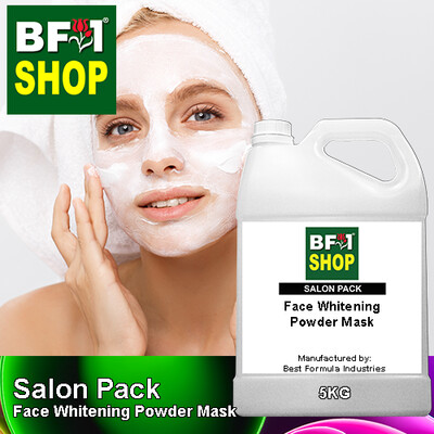 Salon Pack - Face Whitening Powder Mask - 5KG