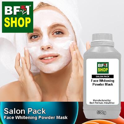 Salon Pack - Face Whitening Powder Mask - 500G