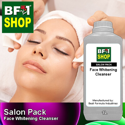 Salon Pack - Face Whitening Cleanser - 1L