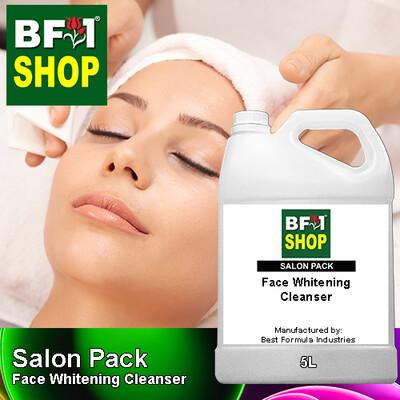 Salon Pack - Face Whitening Cleanser - 5L