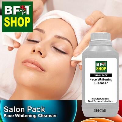 Salon Pack - Face Whitening Cleanser - 500ml