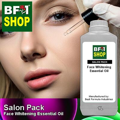 Salon Pack - Face Whitening Essential Oil - 1L