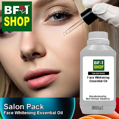 Salon Pack - Face Whitening Essential Oil - 500ml