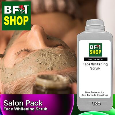 Salon Pack - Face Whitening Scrub - 1KG