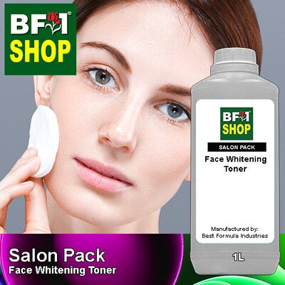 Salon Pack - Face Whitening Toner - 1L