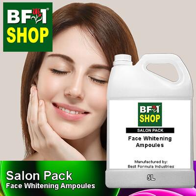 Salon Pack - Face Whitening Ampoules - 5L