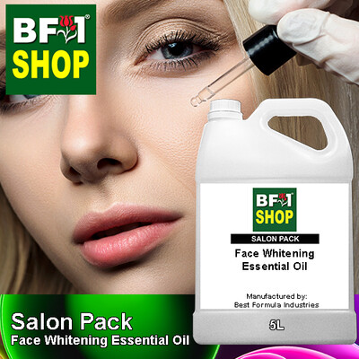 Salon Pack - Face Whitening Essential Oil - 5L