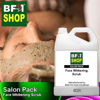 Salon Pack - Face Whitening Scrub - 5KG