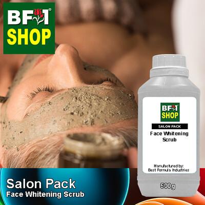 Salon Pack - Face Whitening Scrub - 500g
