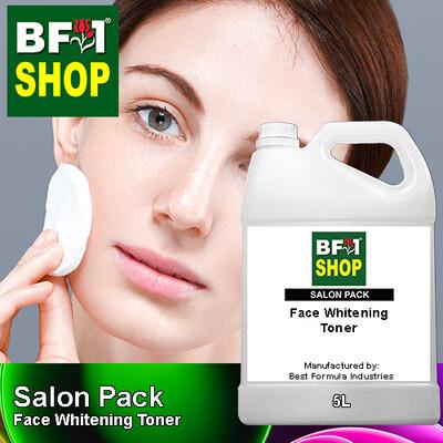Salon Pack - Face Whitening Toner - 5L