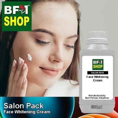 Salon Pack - Face Whitening Cream - 500ml