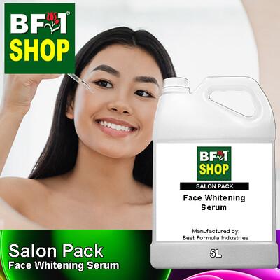 Salon Pack - Face Whitening Serum - 5L