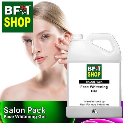 Salon Pack - Face Whitening Gel - 5L