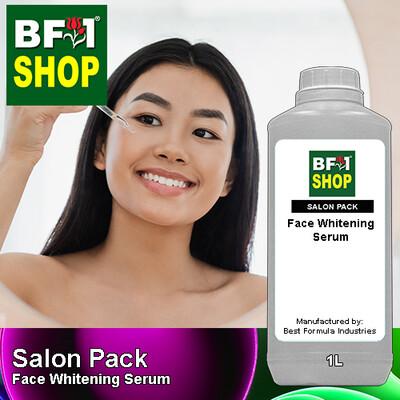 Salon Pack - Face Whitening Serum - 1L