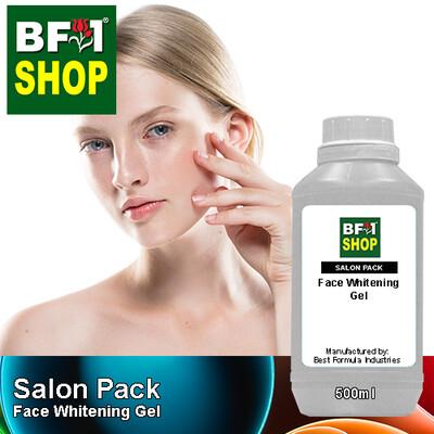 Salon Pack - Face Whitening Gel - 500ml