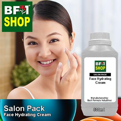 Salon Pack - Face Hydrating Cream - 500ml