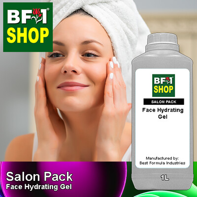Salon Pack - Face Hydrating Gel - 1L